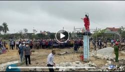 COVID-19 - LM Trần Phúc Chính (quản xứ Mỹ Lộc , xã Bình An, Lộc Hà, Hà Tĩnh) lại kích động giáo dân làm loạn